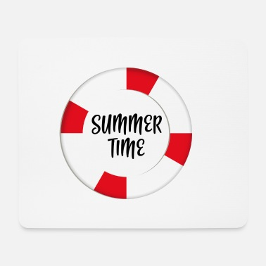 Summertime summertime - Mouse Pad