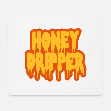 Blaxploitation Honey Dripper - Mouse Pad