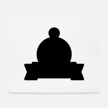 Co Working Compass Co. Camping Logo - Mouse Pad