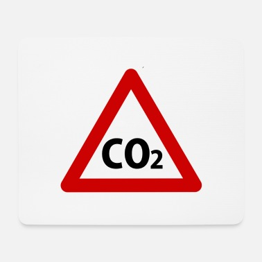 Co2 co2 - Mouse Pad
