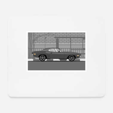 Retro Car Retro car - Mouse Pad