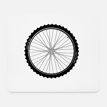 Take Take The Bike - Mousepad (Querformat)