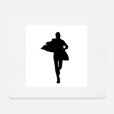 Model man Model - Mousepad (bredformat)
