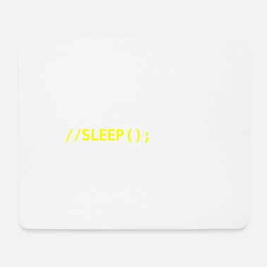 Alive while alive - code - Mousepad (Querformat)