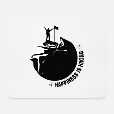Hiking Hiking - Mousepad