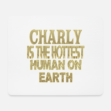 Charlie Charly - Mouse Pad