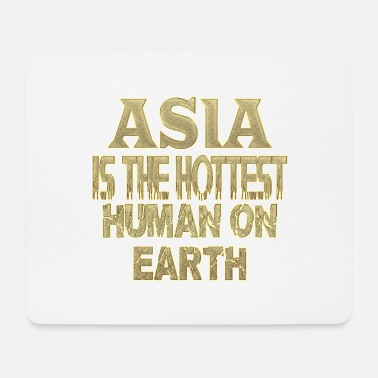 Asia asia - Mouse Pad