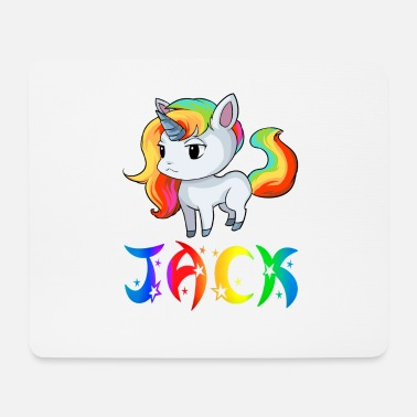 Jack Jack unicorn - Mouse Pad