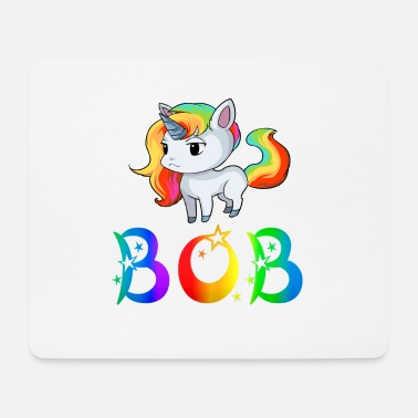 Bob Unicorn Bob - Mouse Pad