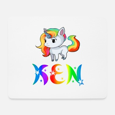 Ken Unicorn Ken - Mouse Pad
