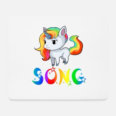 Song Unicorn song - Mouse Pad