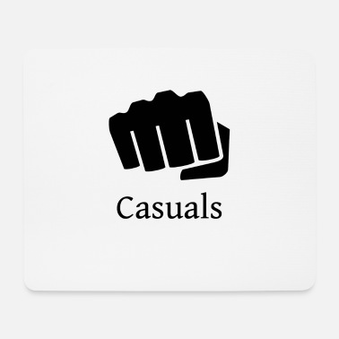 Casual Casuals - Mouse Pad
