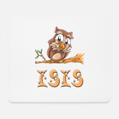 Isis Owl Isis - Mouse Pad