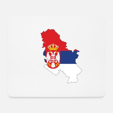 Serbia Serbia - Serbia - Country - Mouse Pad