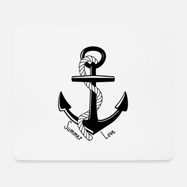 Anchor Summer Love - Summer love - Mouse Pad