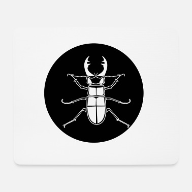 stag beetle - Mouse Pad