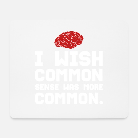 Birthday Mouse Pads - COLLEGE STUDENT - Mouse Pad white