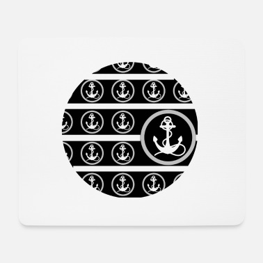 Anchor Anchor anchor - Mouse Pad