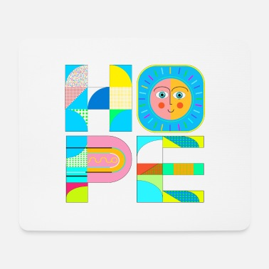 Hoppe HOPE - Mousepad (bredformat)