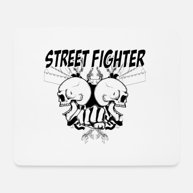 Street Fighter street fighter 2 - Mouse Pad