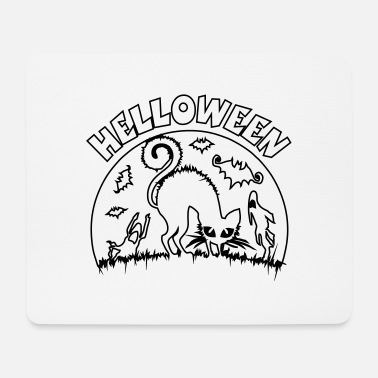 Undead Helloween02 - Mousepad (Querformat)