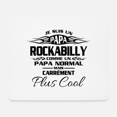 Rockabilly rockabilly - Tapis de souris