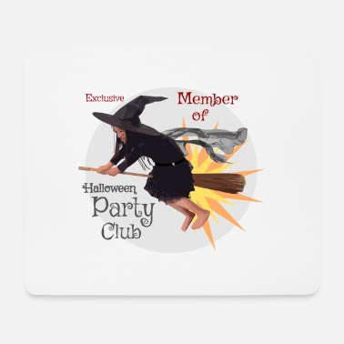 Kinderwitze HMB Member Happy Halloween Party Club 18092017 2 - Mousepad