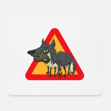 Sheep wolf - Mouse Pad