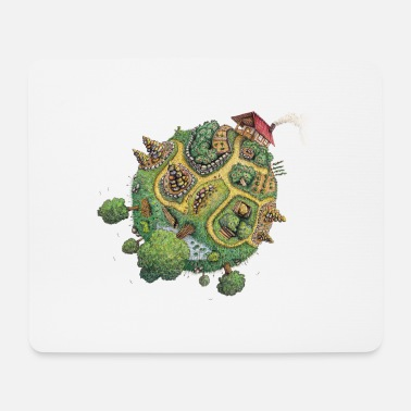 Planet Hortus - Mousepad