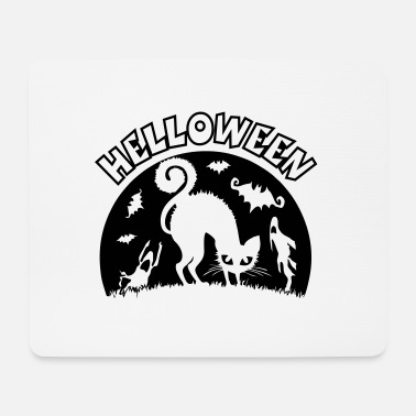 Helloween01 - Mouse Pad (horizontal)