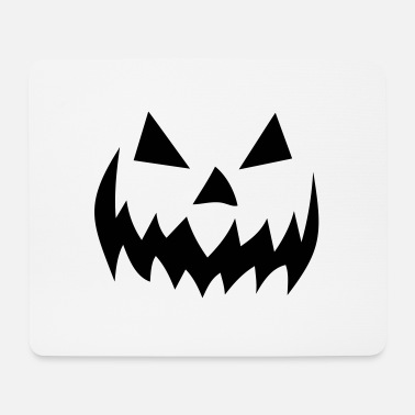 Guerilla Halloween Pumpkin Guerilla Head Freddy - Mouse Pad