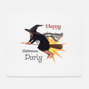 Kinderwitze HMB Happy Halloween Party Club 18092017 1 - Mousepad