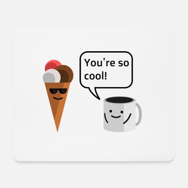ice cream - Mouse Pad