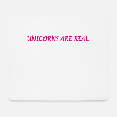 Unicorn unicorns real unicorn unicorns - Mouse Pad