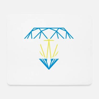 Argentine Diamond - Mouse Pad