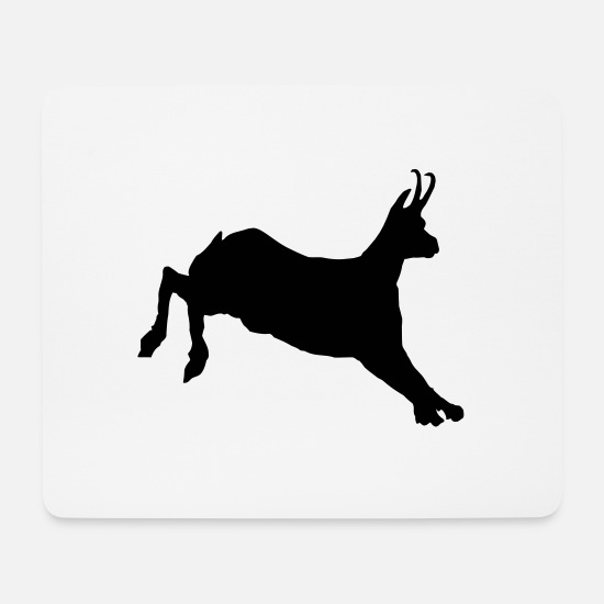 Jump Mouse Pads - The Jump (Vector) - Mouse Pad white