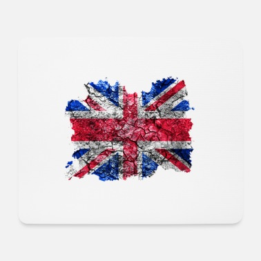 Uk UK vintage lippu - Hiirimatto