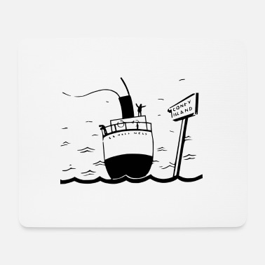 boat sailing boat uboot sailboat sailing yacht - Mouse Pad