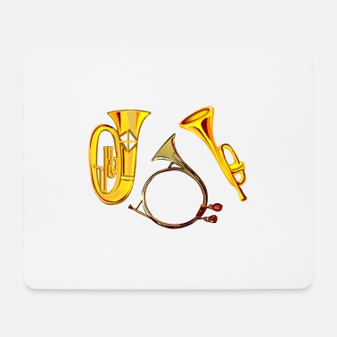 Instrument Wind instruments - Mouse Pad
