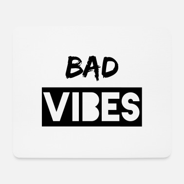 Vip bad vibes - Mousepad (Querformat)