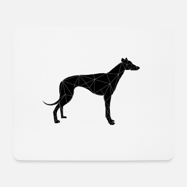 Levrier greyhound - Mouse Pad