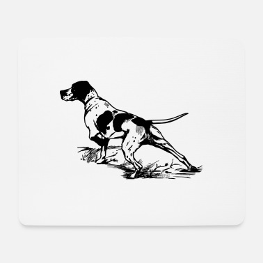 Hound hound - Mouse Pad