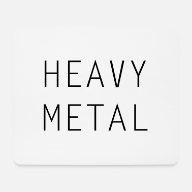 Heavy Metal HEAVY METAL - Tappetino per mouse (orizzontale)