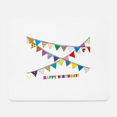 Birthday Party birthday party - Mouse Pad