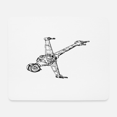 Fighter Fighter - Mousepad (bredformat)