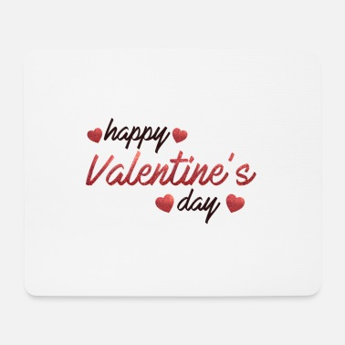 Valentines Day happy valentines day special love affaction quotes - Mouse Pad