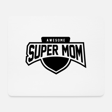 Super Super Super Mutter - Mousepad