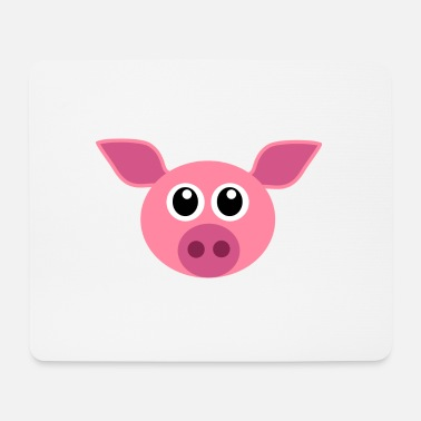 Pig pig - Mouse Pad