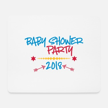 Baby Shower Baby Shower - Mouse Pad