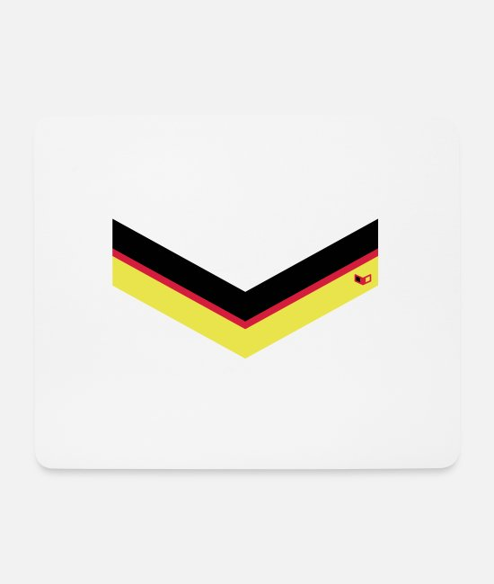 Germania Mouse Pads - Germany Style - Mouse Pad white